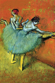 Ballet Dancers I by Edgar Degas