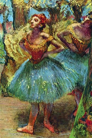 Ballet Dancers II by Edgar Degas