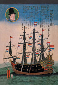 Pictures of Dutch Ship