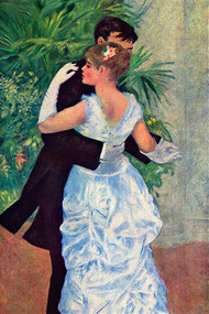 The Dance in The City by Renoir