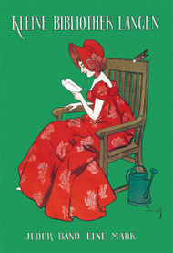 Woman in Red Reading