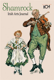 Shamrock Irish Arts Journal 10 Cents