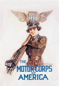 The Motor-Corps of America