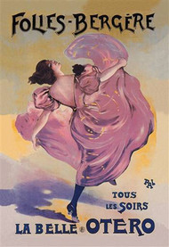 La Belle Otero: Folies-Bergere