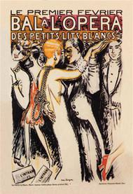 Bal a l'Opera Des Petitis Lits Blancs