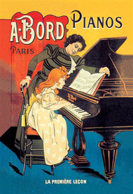A Bord Pianos - The First Lesson