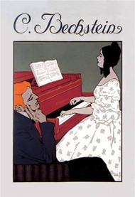 C. Bechstein - Music Lesson