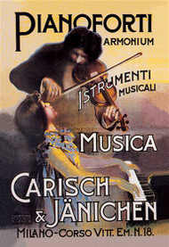 Carisch and Janichen Musical instruments