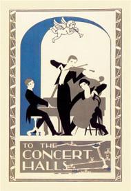 To the Concert Halls