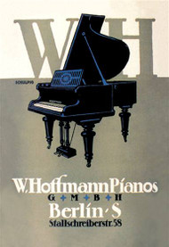 W. Hoffman Pianos - Berlin
