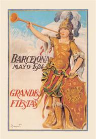 Barcelona Mayo