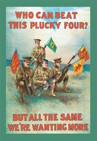 Plucky Four