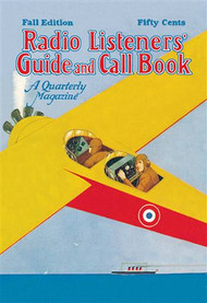 Radio Listeners Guide Call Book Radio by Air
