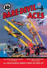 Dare Devil Aces The Dead Will Fly Again