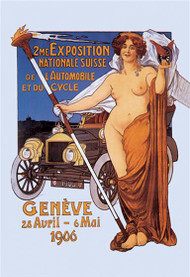 Exposition Nationale Suisse Automobile