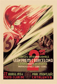 2nd International Barcelona Grand Prix