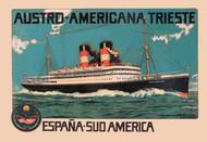 Austro-Americana Trieste Cruise Line