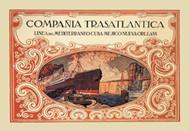 Mediterranean-Cuba-Mexico-New Orleans Cruise Line