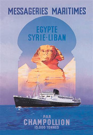 Messageries Maritimes Egypt Cruise Line