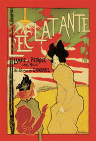 L'Eclatante - The Brilliant Lamp