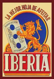 Iberia Razor