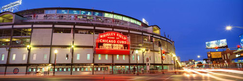 Wonderful Home · Wall Murals · Stadiums; Wrigley Field Home Of Chicago Cubs. Image 1 Gallery