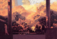 Romance by Maxfield Parrish