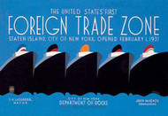 United States First Foreign Trade Zone