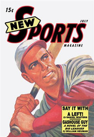 New Sports Magazine Say it with a Left