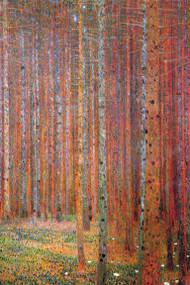 Tannenwald by Klimt