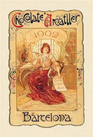 Chocolate Amatller: Barcelona, 1902