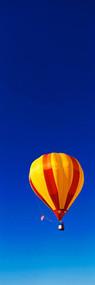 Hot Air Balloon at Albuquerque International Balloon Fiesta