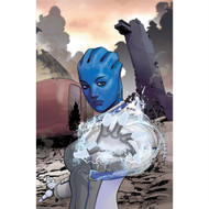 Mass Effect Wall Graphics: Homeworlds #4 (Variant Cover)