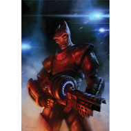 Mass Effect Wall Graphics: Redemption #2