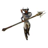 Dragon Age Wall Graphics: Vivienne