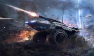 Mass Effect Wall Graphics: Mako