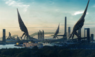 Mass Effect Wall Graphics: London Reaper