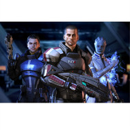 Mass Effect Wall Graphics: Camp Art II
