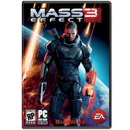 Mass Effect 3: PC Box Art