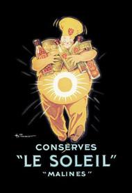 Conserves Le Soleil
