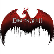 Dragon Age Wall Graphics: Dragon Silhouette II