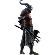 Dragon Age Wall Graphics: Qunari Profile