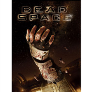 Dead Space Wall Graphics: Dead Space Cover Art