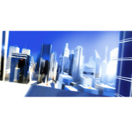 Mirror's Edge City Wall Mural