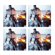 Battlefield 4: Square Wall Graphics (Set of Four 6 inch)
