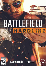 Battlefield Hardline Box Art