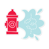 Caleb Gray Studio: Fire Hydrant Water