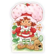 Classic Strawberry Shortcake and Pupcake