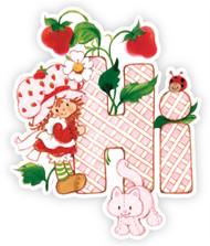 Strawberry Shortcake Hi