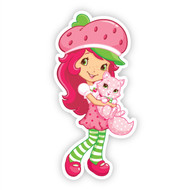Strawberry Shortcake with Cupcake